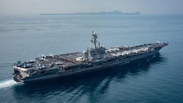 [NATL] North Korea Issues New Threat as USS Carl Vinson Makes Way to Korean Peninsula