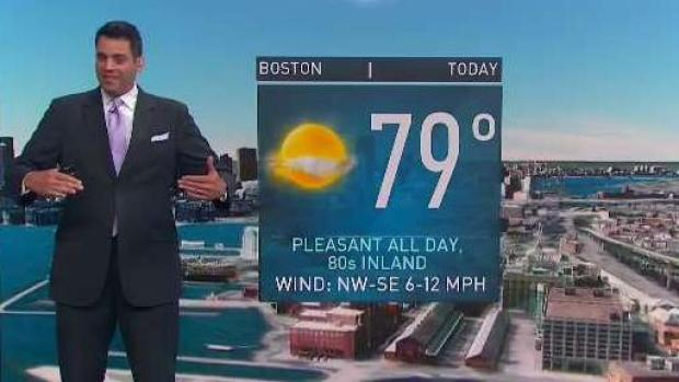 [NECN] Overall Pleasant Week for Fourth of July Holiday