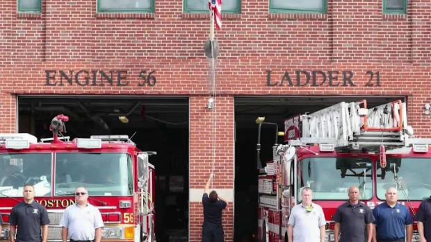[NECN] 911 Victims, First Responders Remembers With Several Events