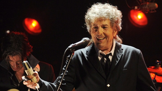 [NATL] Bob Dylan Wins Nobel Prize In Literature