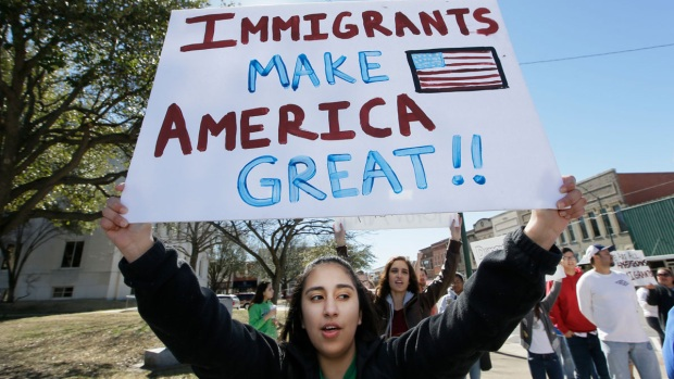 [NATL] People Skip Work, School, and Shopping on 'Day Without Immigrants'