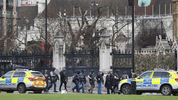 Surrey Police 'reviewing security' following latest London terror attack