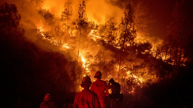 [NATL-BAY] PHOTOS: California's Largest Wildfire on Record