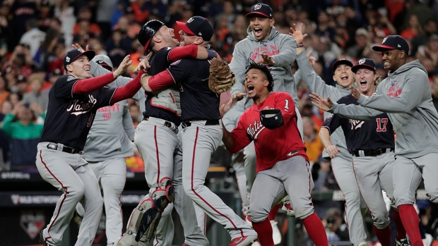 Top Sports: Nationals Win World Series, and More
