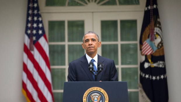 """[NATL] """"Justice That Arrives Like a Thunderbolt"""": Obama on Marriage Equality Ruling"""