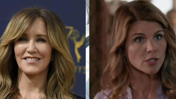 [NECN] Actresses, College Coaches Charged in College Admissions Scam