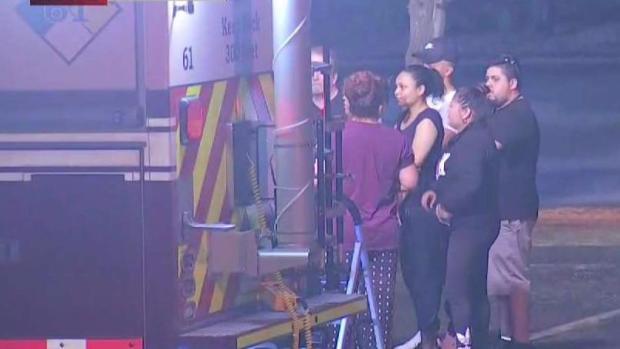 [NECN] At Least 14 Taken to Hospital in Salem Hazmat Incident