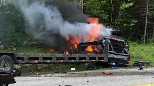 [NECN] Authorities Provide Update on NH Fatal Crash