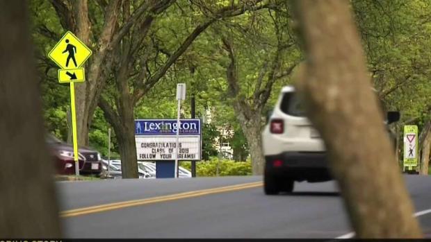[NECN] Authorities Rule Lexington Death Homicide
