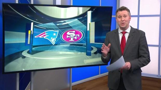 [NECN] Raul's Patriots Recap: Patriots vs. 49ers