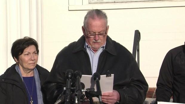 [NECN] Family of Slain Jogger Speaks Out For First Time