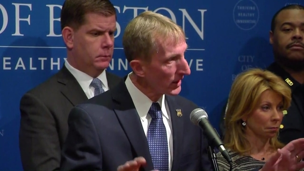 [NECN] Commissioner Evans Discusses New Year's Eve Security