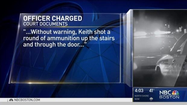 [NECN] Cop Allegedly Threatened to Murder Fellow Officers in Standoff