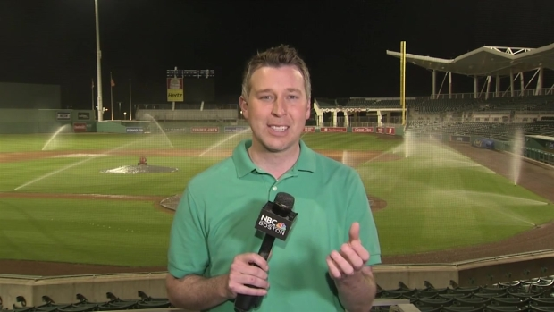 [NECN] Big Papi Missing From Spring Training Roster