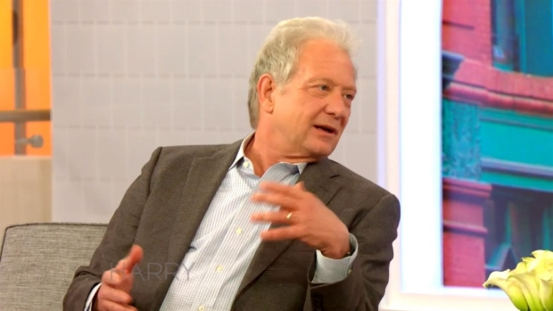 'Scandal' Star Jeff Perry Talks to Harry About His Wife