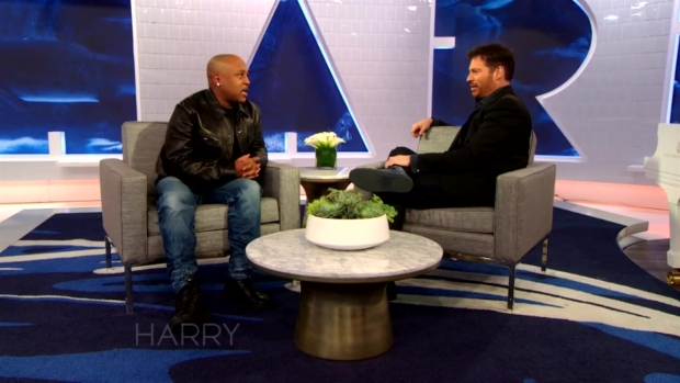 Daymond John Talks to Harry About His Recent Proposal