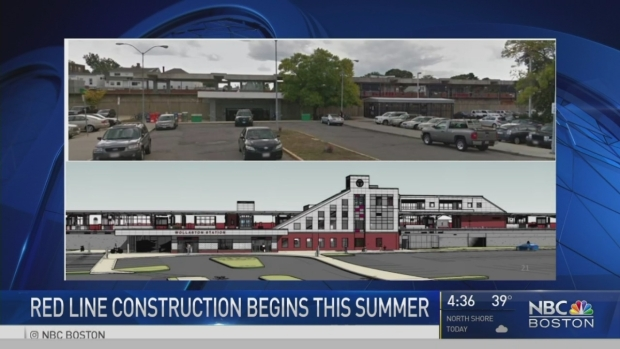 [NECN] Wollaston Station to Close for About 2 Years for Renovations