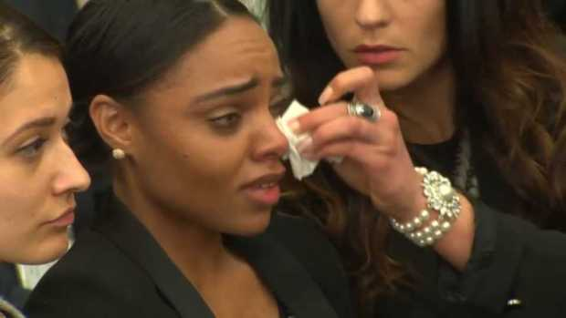 Drama Inside the Courtroom as Hernandez Verdict is Read