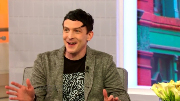 Robin Lord Taylor Talks Being Recognized With Harry