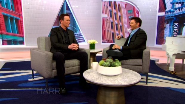 Peter Krause Talks to Harry About Fulfilling Lifelong Dream