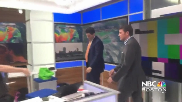 [NECN] Jackie Bruno Gives John Michael Higgins the NBC Boston Tour