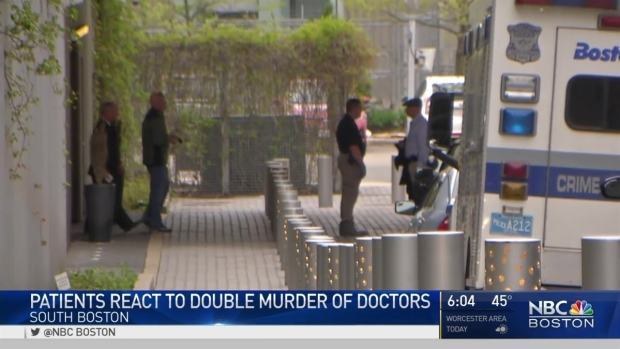 [NECN] Man Accused of Killing 2 Boston Doctors Has Criminal History