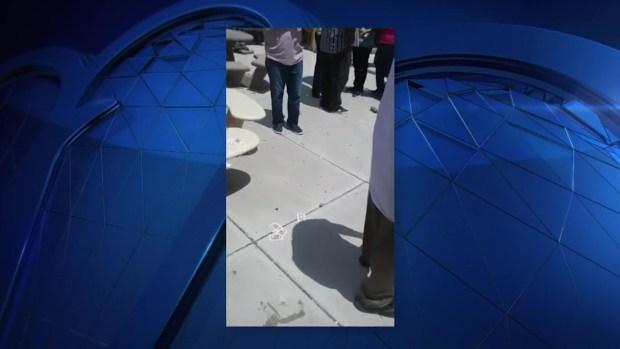 Victims Struck by Cab at Logan