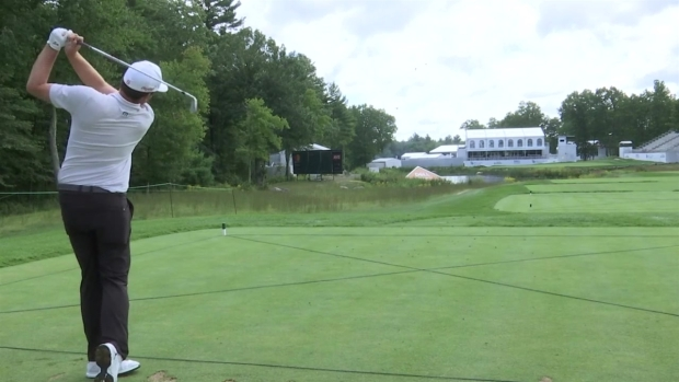 [NECN] Vermonter Keegan Bradley Talks Golf and His Love of the Pats and Sox