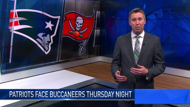 [NECN] Raul's Prediction on the Patriots-Buccaneers Game