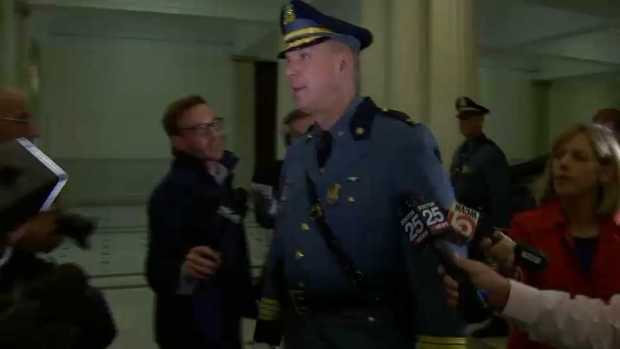 [NECN] MSP Col. McKeon Retires Amid Lawsuits