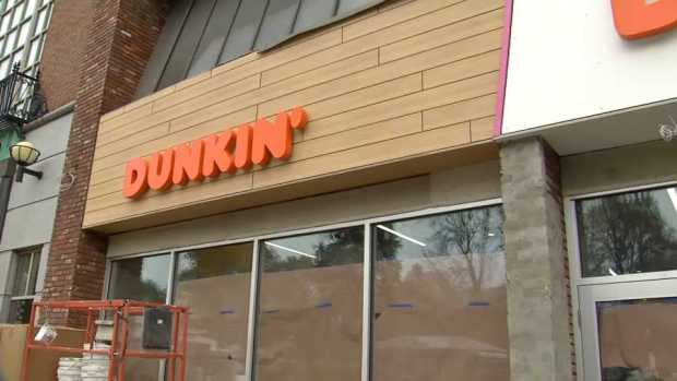 [NECN] Bostonians React to New 'Dunkin' Branding
