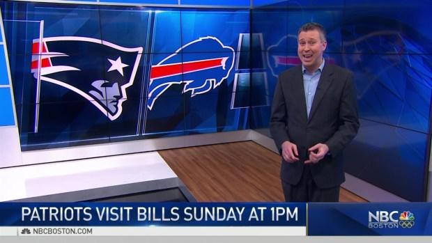 [NECN]Raul's Pick: Patriots Visit the Bills