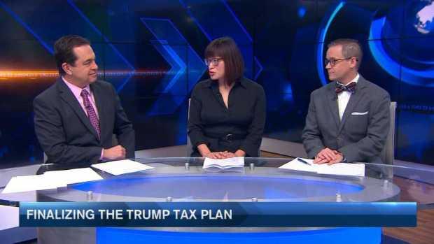 [NECN] Finalizing the Trump Tax Plan
