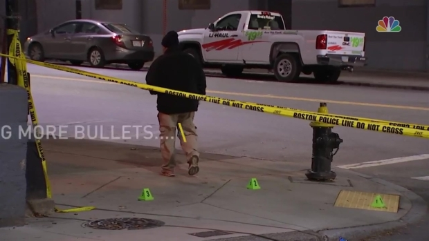 [NECN] Fatal Shootings in Boston Are On the Rise