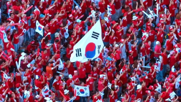The Olympic's Lasting Effect on South Korea