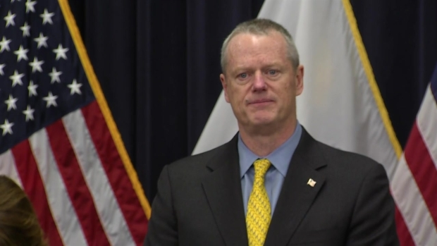 [NECN] Gov. Baker Addresses Mass. State Police Overtime Scandal