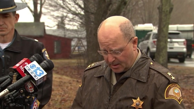 [NECN] Maine Authorities Provide Update on Search for Suspected Deputy's Killer