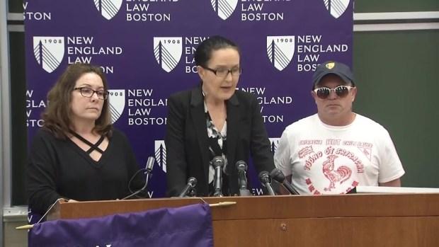 [NECN] Victims' Attorney Decries Impending Release of Wayne Chapman