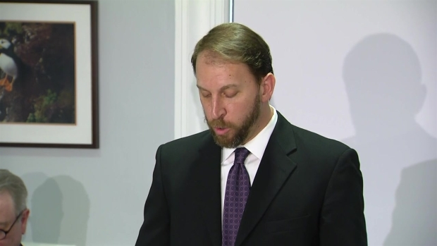 [NECN] Lawyer for Chapman Questions Timing of New Charges