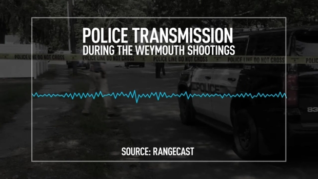 LISTEN: Police Radio Transmissions Reveal How Weymouth