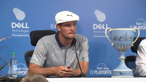 [NECN] 'Been Playing Great Golf All Year': Bryson DeChambeau Speaks Following Win at TPC Boston