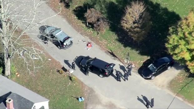 Trooper, Suspect Hurt in New Salem