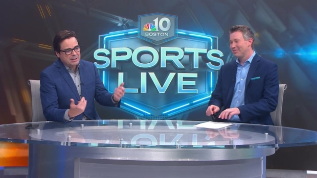 [NECN] Gary Tanguay On All Things Red Sox Leading Up To The World Series