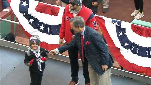 Too Cute! Red Sox Players' Babies Join Parade.