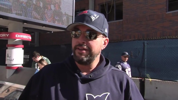 [NECN] Patriots, Packers Fans Ready for Sunday Night Game