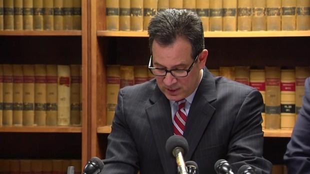 [NECN] DA to End Prosecution of Sean Ellis