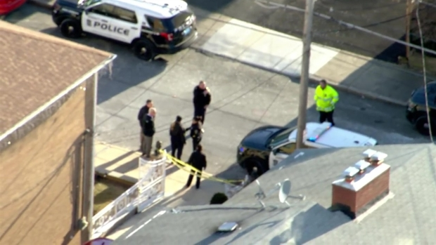 Police Respond to Shooting in Everett
