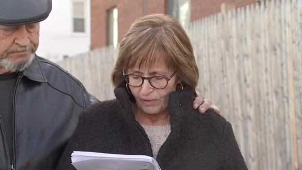 [NECN] Family of Slain Everett Woman Speaks on Her Death