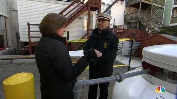 Boston Fire Dept. Provides Information on Propane