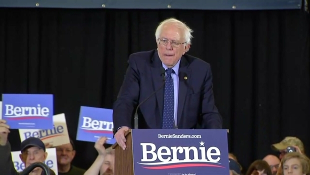 [NECN] Bernie Sanders in New Hampshire: My Campaign is Going to 'Defeat Donald Trump'